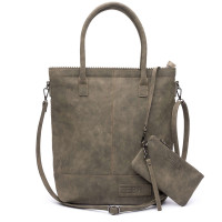 Zebra Trends Natural Bag Kartel Rits Army