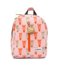 Zebra Trends Kinder Rugzak S Peach Gold
