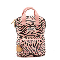 Zebra Trends Kinder Rugzak S Stripes Pink