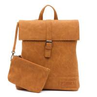 Zebra Trends Backpack Loiza Rugzak Leo Lining Camel 603309C