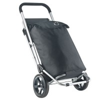 CarryOn Shopping Cruiser Shop & Relax Black