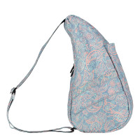 The Healthy Back Bag The Classic Collection S Print Paisley Misty Blue