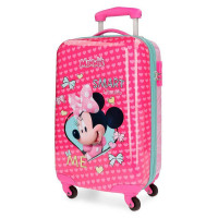 Disney Trolley 55 Cm 4 Wheels Minnie Happy Helpers