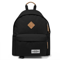 Eastpak Padded Pak'r Laptop Rugzak Into Black