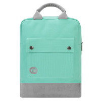 Mi-Pac Tote Rugzak Canvas Mint
