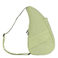 The Healthy Back Bag The Classic Collection Textured Nylon S Lemon Grass