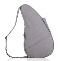 The Healthy Back Bag The Classic Collection Textured Nylon M iPad Pebble Grey