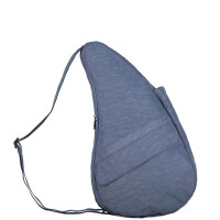 The Healthy Back Bag The Classic Collection Textured Nylon M Vintage Indigo