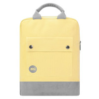 Mi-Pac Tote Rugzak Canvas Pastel Lemon