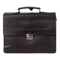 Burkely Vintage Dean Briefcase 3 Black 637922