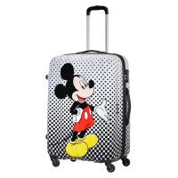 American Tourister Disney Legends Spinner 75 Mickey Mouse Polka Dot