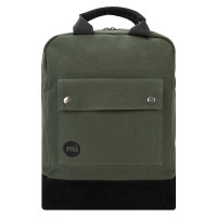 Mi-Pac Tote Rugzak Canvas Deep Green