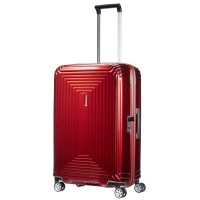 Samsonite Neopulse Spinner 69 Metallic Red