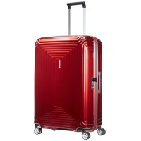 Samsonite Neopulse Spinner 75 Metallic Red