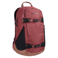 Burton Day Hiker 25L Rugzak Rose Brown Filt Satin
