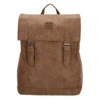"Enrico Benetti Ardèche Backpack 13"" Camel"