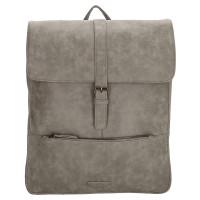 "Enrico Benetti Kate Backpack 15"" Middengrijs"