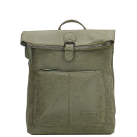 Enrico Benetti Nouméa Backpack Tablet Olijf