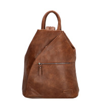 Enrico Benetti Caeu Backpack Cognacs
