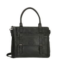 "Enrico Benetti Amy Shopper 15"" Zwart"
