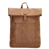 """Enrico Benetti Nouméa Backpack 15"""" Camel"""
