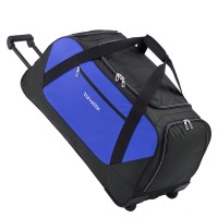 Travelite Kick Off Wheeled Duffle XL Blue