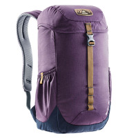 Deuter Walker 16 Backpack Plum/ Navy