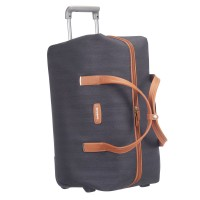 Samsonite Lite-DLX Duffle Wheels 55 Midnight Blue