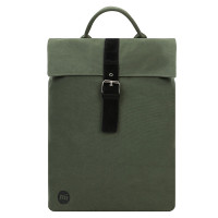 Mi-Pac Day Pack Rugtas Canvas Deep Green