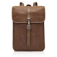 Castelijn & Beerens Carisma Laptop Rugtas 15.6'' RFID Cognac