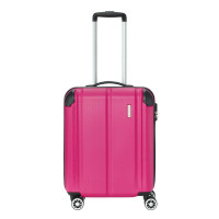 Travelite City 4 Wheel Trolley S Berry