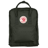 "FjallRaven Kanken Laptop 17"" Rugzak Deep Forest"