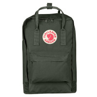 "FjallRaven Kanken Laptop 15"" Rugzak Deep Forest"