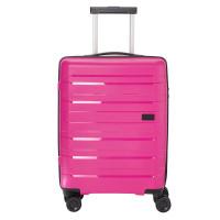 Travelite Kosmos 4 Wheel Trolley S Rose Pink
