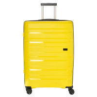 Travelite Kosmos 4 Wheel Trolley L Yellow