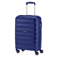 Travelite Nova 4 Wheel Trolley S Blue
