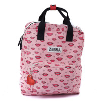 Zebra Trends Kinder Rugzak L Kisses