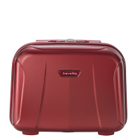Travelite Elbe Beautycase Red