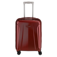 Travelite Elbe 4 Wheel Trolley S Red