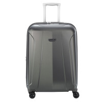 Travelite Elbe 4 Wheel Trolley M Expandable Anthracite
