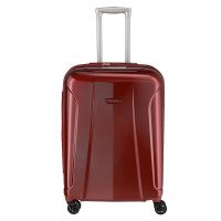 Travelite Elbe 4 Wheel Trolley M Expandable Red