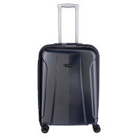 Travelite Elbe 4 Wheel Trolley M Expandable Navy