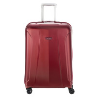Travelite Elbe 4 Wheel Trolley M+ Red