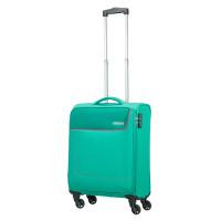 American Tourister Funshine Spinner 55 Aqua Green