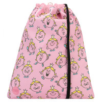 Mi-Pac Kit Bag Sporttas Little Miss Princess Pink