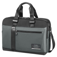 """Samsonite Openroad Bailhandle 15.6"""" Expandable Eclipse Grey"""