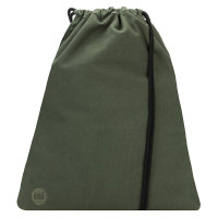 Mi-Pac Kit Bag Sporttas Canvas Deep Green