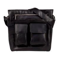 Burkely Vintage Beau Schoudertas Black 791522