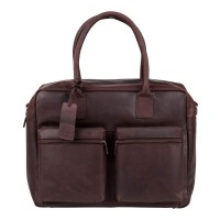 Burkely Vintage Alex Worker Schoudertas Dark Brown 792022