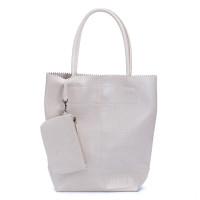Zebra Trends Natural Bag Kartel Off White Print